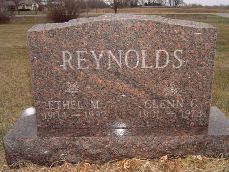 REYNOLDS, ETHEL M. - Polk County, Iowa | ETHEL M. REYNOLDS