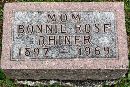RHINER, BONNIE ROSE - Polk County, Iowa | BONNIE ROSE RHINER