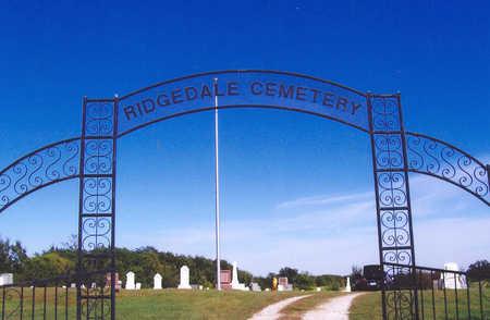 RIDGEDALE, CEMETERY - Polk County, Iowa | CEMETERY RIDGEDALE