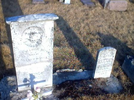 RIECK, HANNA M. LUISE - Polk County, Iowa | HANNA M. LUISE RIECK