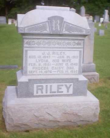 RILEY, J. J. - Polk County, Iowa | J. J. RILEY
