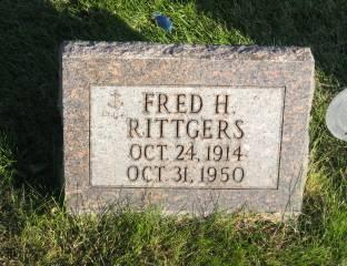 RITTGERS, FRED - Polk County, Iowa | FRED RITTGERS