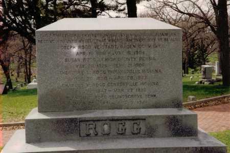 ROGG, THEODORE L. - Polk County, Iowa | THEODORE L. ROGG