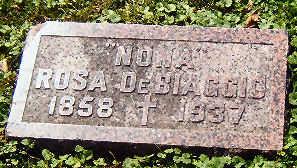 DEBIAGGIO, ROSA - Polk County, Iowa | ROSA DEBIAGGIO