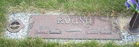 ROUSH, PHILLIP R. - Polk County, Iowa | PHILLIP R. ROUSH