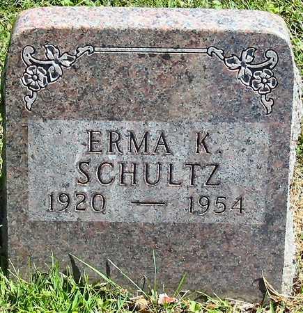 SCHULTZ, ERMA K. - Polk County, Iowa | ERMA K. SCHULTZ