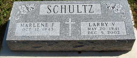 SCHULTZ, LARRY V. - Polk County, Iowa | LARRY V. SCHULTZ