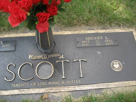 SCOTT, SHERRY L - Polk County, Iowa | SHERRY L SCOTT