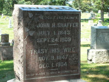 SHAFFER, JOHN H. - Polk County, Iowa | JOHN H. SHAFFER
