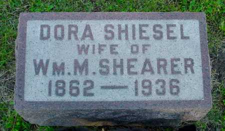 SHIESEL SHEARER, DORA - Polk County, Iowa | DORA SHIESEL SHEARER