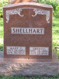 SHELLHART, EMANUEL - Polk County, Iowa | EMANUEL SHELLHART