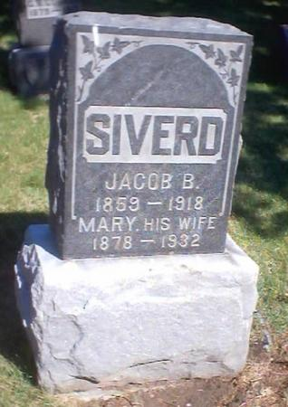 SIVERD, JACOB B. - Polk County, Iowa | JACOB B. SIVERD