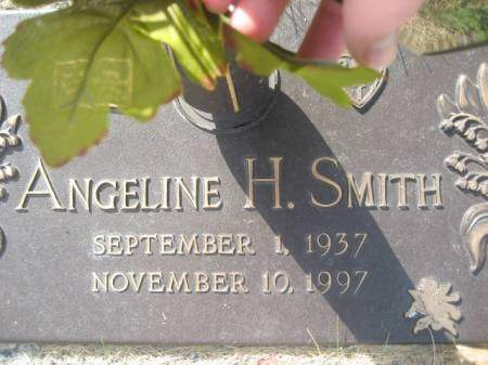 SMITH, ANGELINE H - Polk County, Iowa | ANGELINE H SMITH