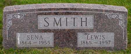 SMITH, SENA - Polk County, Iowa | SENA SMITH