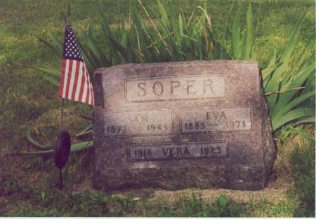 SOPER, SAM - Polk County, Iowa | SAM SOPER