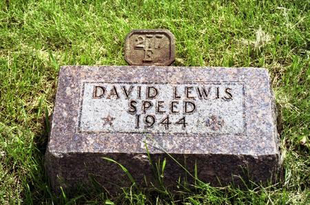 SPEED, DAVID - Polk County, Iowa | DAVID SPEED