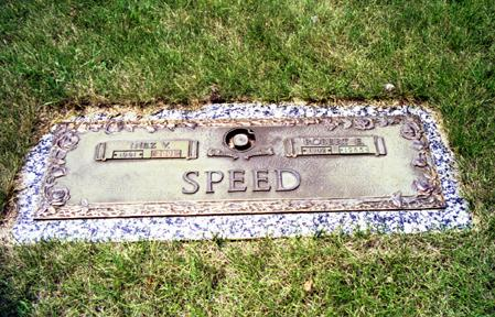 SPEED, ROBERT  E. - Polk County, Iowa | ROBERT  E. SPEED
