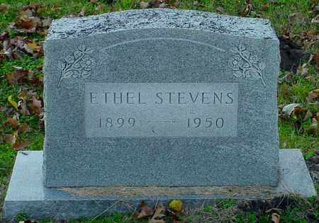 STEVENS, ETHEL - Polk County, Iowa | ETHEL STEVENS