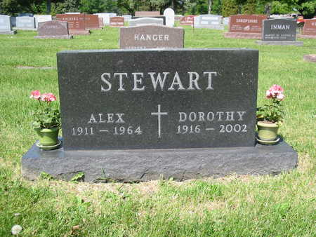 STEWART, ALEX - Polk County, Iowa | ALEX STEWART