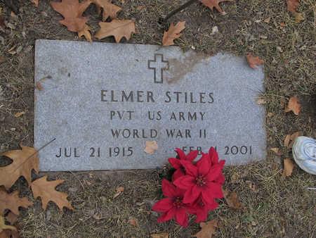 STILES, ELMER - Polk County, Iowa | ELMER STILES