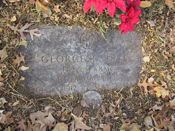 STILES, GEORGE - Polk County, Iowa | GEORGE STILES