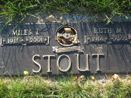 STOUT, RUTH M - Polk County, Iowa | RUTH M STOUT
