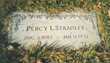 STRADLEY, PERCY LORAINE - Polk County, Iowa | PERCY LORAINE STRADLEY