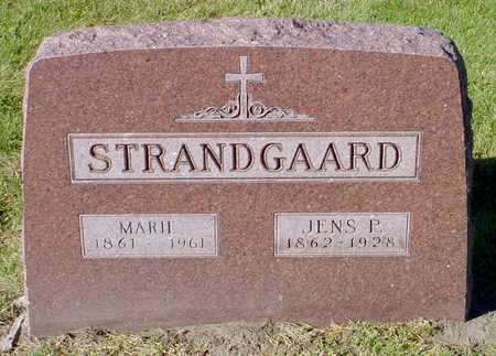 STRANDGAARD, MARIE - Polk County, Iowa | MARIE STRANDGAARD