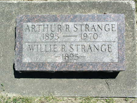 STRANGE, WILLIE - Polk County, Iowa | WILLIE STRANGE
