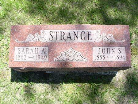 STRANGE, JOHN - Polk County, Iowa | JOHN STRANGE