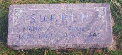 SURBER, JAMES A. - Polk County, Iowa | JAMES A. SURBER