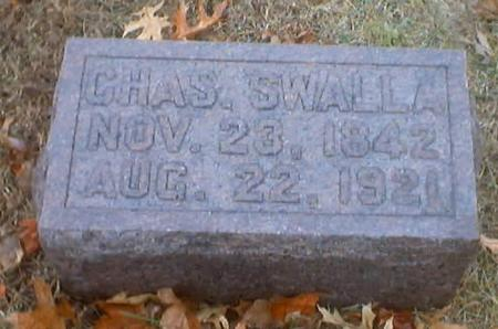 SWALLA, CHARLES - Polk County, Iowa | CHARLES SWALLA