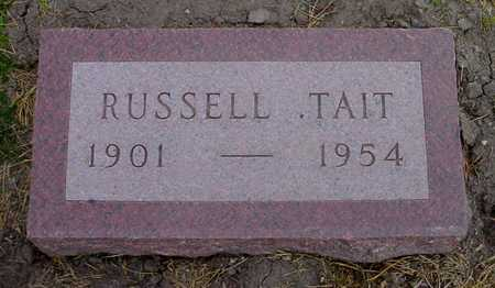 TAIT, RUSSELL - Polk County, Iowa | RUSSELL TAIT