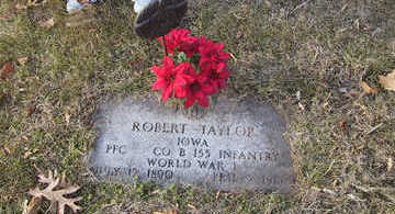TAYLOR, ROBERT R - Polk County, Iowa | ROBERT R TAYLOR