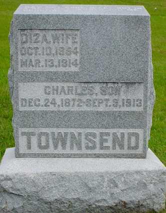 TOWNSEND, DIZA - Polk County, Iowa | DIZA TOWNSEND