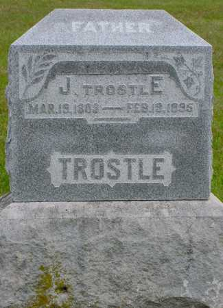 TROSTLE, J. - Polk County, Iowa | J. TROSTLE