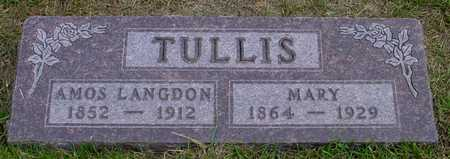 TULLIS, MARY - Polk County, Iowa | MARY TULLIS