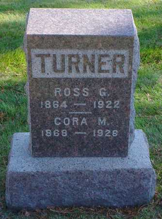 TURNER, ROSS G. - Polk County, Iowa | ROSS G. TURNER