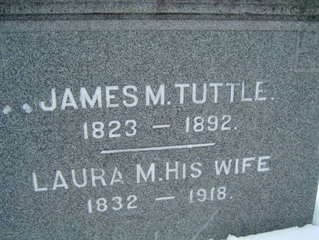 TUTTLE, LAURA M. - Polk County, Iowa | LAURA M. TUTTLE