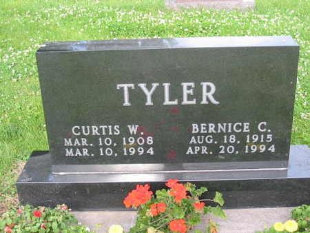 TYLER, CURTIS W. - Polk County, Iowa | CURTIS W. TYLER