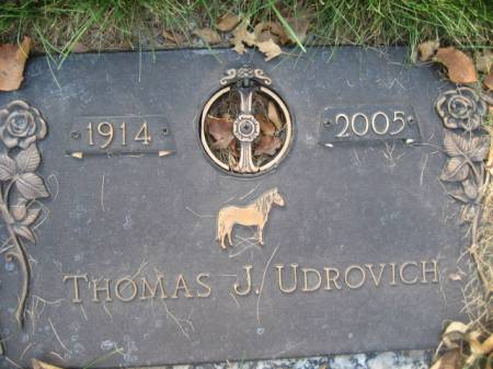 UDROVICH, THOMAS J - Polk County, Iowa | THOMAS J UDROVICH