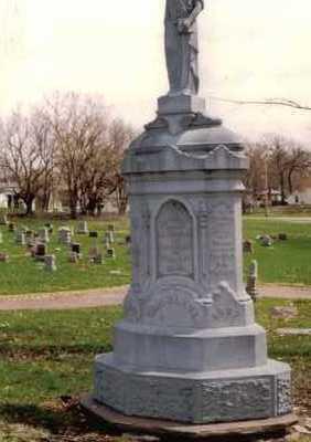 VAN CLEVE, W. LINDEN - Polk County, Iowa | W. LINDEN VAN CLEVE