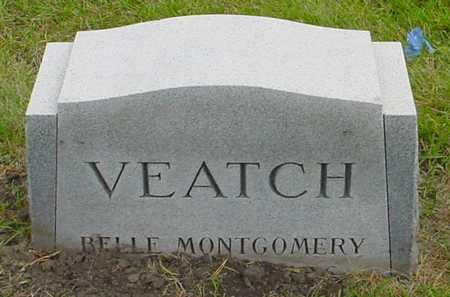 MONTGOMERY VEATCH, BELLE - Polk County, Iowa | BELLE MONTGOMERY VEATCH