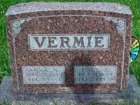 VERMIE, PAUL F. - Polk County, Iowa | PAUL F. VERMIE