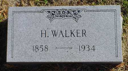 WALKER, H. - Polk County, Iowa | H. WALKER