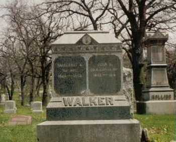 WALKER, JOHN S. - Polk County, Iowa | JOHN S. WALKER