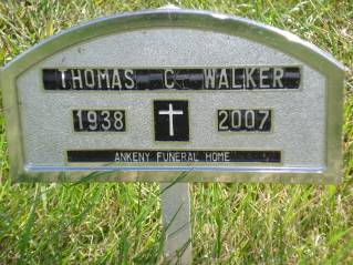 WALKER, THOMAS - Polk County, Iowa | THOMAS WALKER