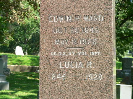WARD, EDWIN R. - Polk County, Iowa | EDWIN R. WARD