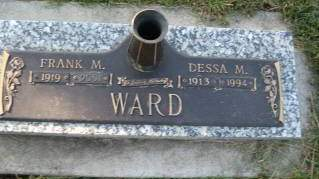 WARD, FRANK - Polk County, Iowa | FRANK WARD