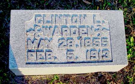 WARDEN, CLINTON L. - Polk County, Iowa | CLINTON L. WARDEN